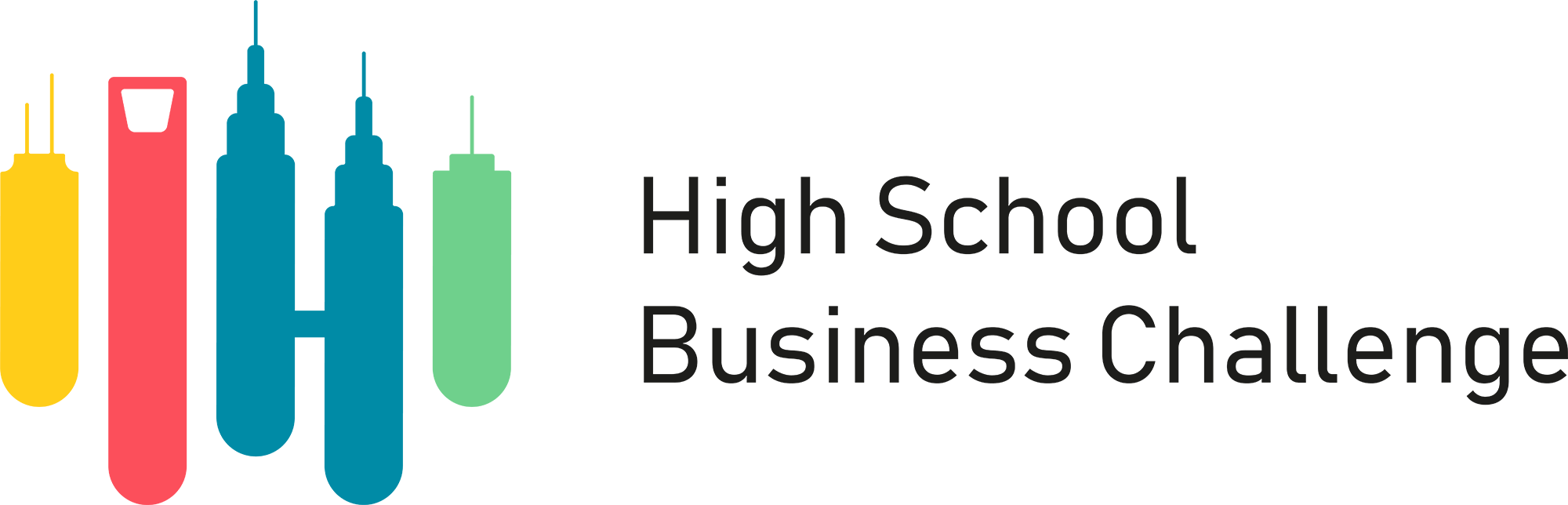 High School Business Challenge Logo